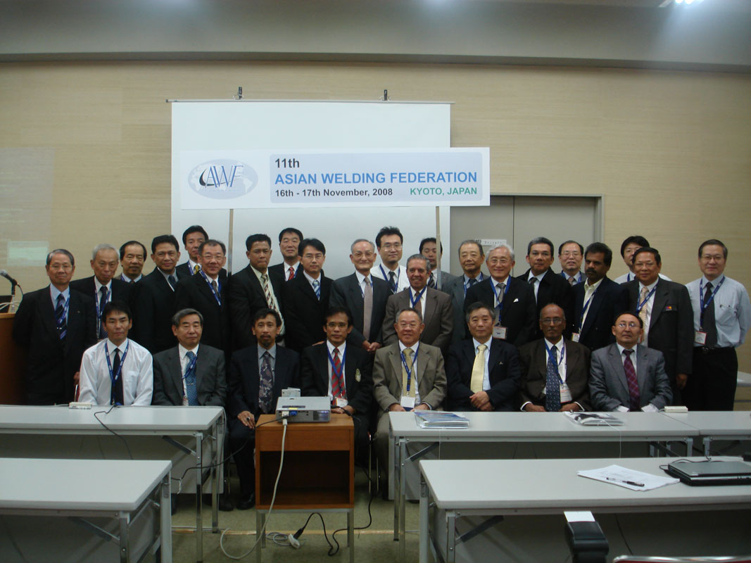 ASIAN WELDING FEDERATION